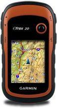 GPS imtuvas Garmin eTrex 20