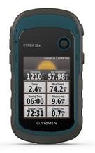 GPS imtuvas Garmin eTrex 22x Europe TopoActive