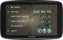 GPS imtuvas TomTom 6250