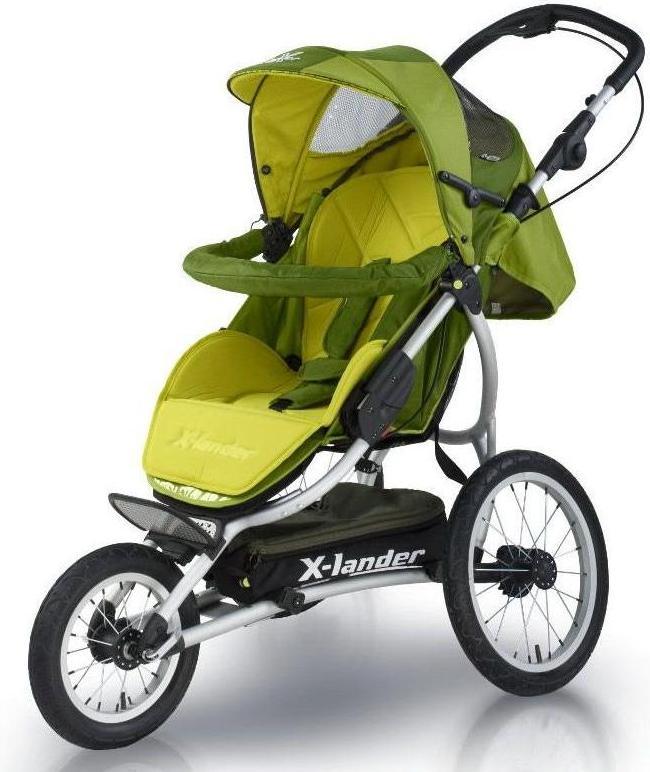 24 Lander Vanity: X-Lander X-Run Kainos Nuo 161.00 €