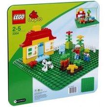 LEGO Duplo didelė žalia konstravimo plokštė 2 -5 metų vaikams ( 2304)