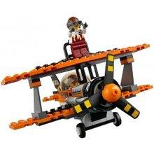 Lego City Oro uosto lėktuvų pasirodymas 60103