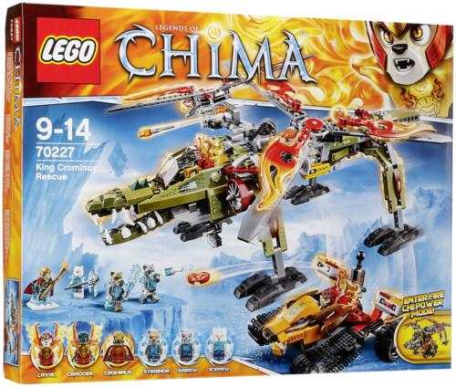 70227 El Rescate del Rey Crominus - Productos - Chima LEGO ...