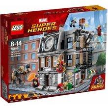 Lego Super Heroes 76108