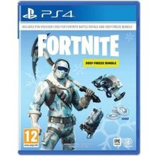 Fortnite: Deep Freeze Bundle PS4