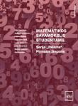 """Matematikos savamokslis studentams. Serija """"žaliems"""". Pirmasis žingsnis"""