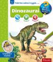 Dinozaurai. Pažintinė veiklos knygelė