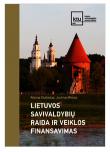 Lietuvos savivaldybių raida ir veiklos finansavimas