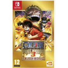 One Piece: Pirate Warriors 3 Nintendo Switch
