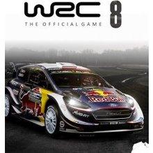 WRC 8 Nintendo Switch