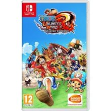 One Piece: Unlimited World Red Nintendo Switch