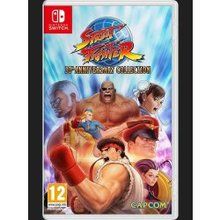 Street Fighter Nintendo Switch