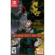 My Hero Ones Justice Nintendo Switch