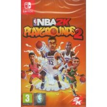 NBA Playgrounds 2 Nintendo Switch