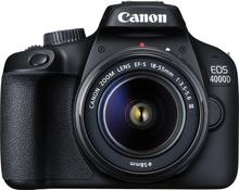 Fotoaparatas Canon EOS 4000D