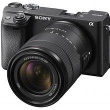 Fotoaparatas Sony Alpha A6400