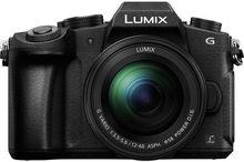 Fotoaparatas Panasonic Lumix G80